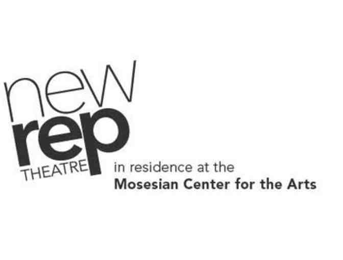 2 Tickets to the New Repertory Theatre