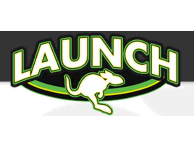 5 Passes to Launch Trampoline Park