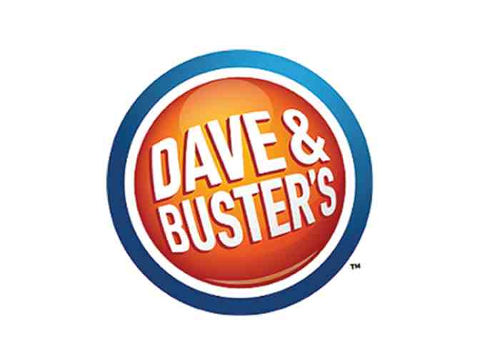 $25 Rechargeable Power Card to Dave & Buster's (Woburn)
