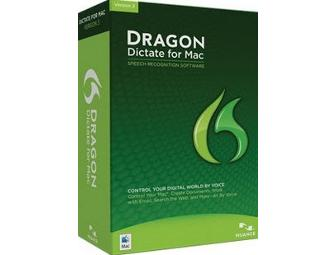Dragon Dictate v3 for MAC - Photo 1