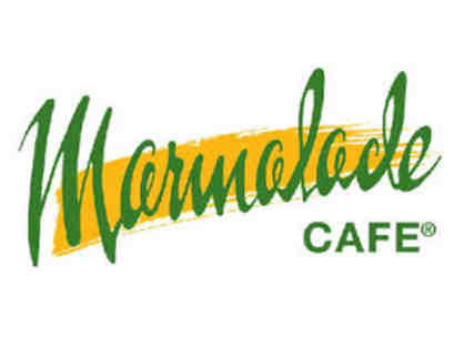 $25 gift card, Marmalade Cafe