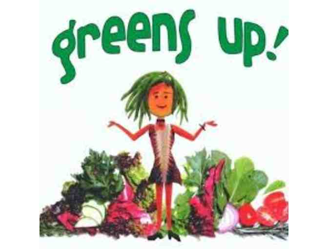 greens up! $25 Gift Certificate - Photo 1