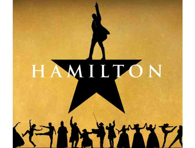 (2) tickets to Hamilton at Hollywood Pantages!