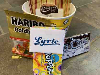 Lyric Theater Party Pack and Gift Card
