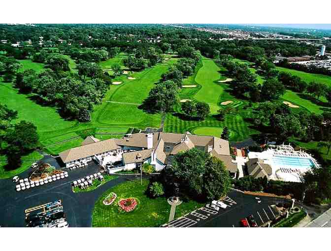 Calumet Country Club - One foursome with carts