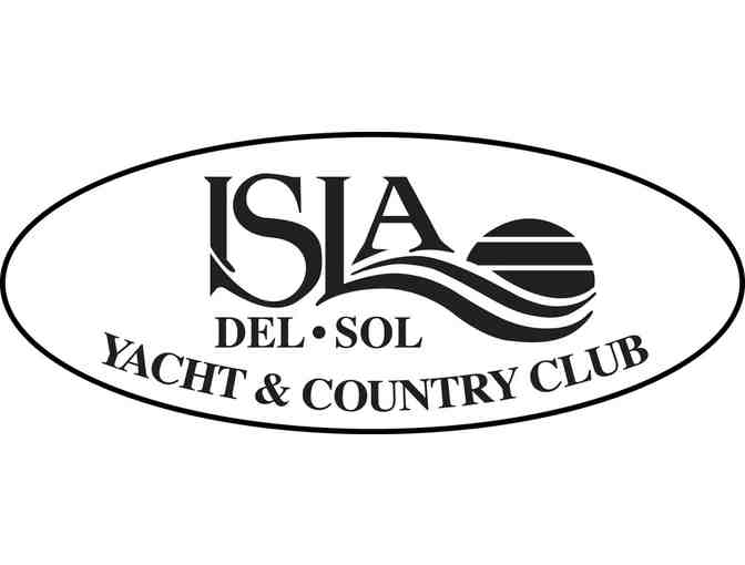 Isla Del Sol Yacht and Country Club - One foursome with carts
