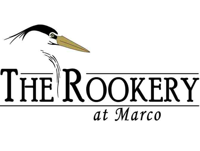 Marco Island Marriott Golf Resort - The Rookery at Marco Course - One foursome with carts