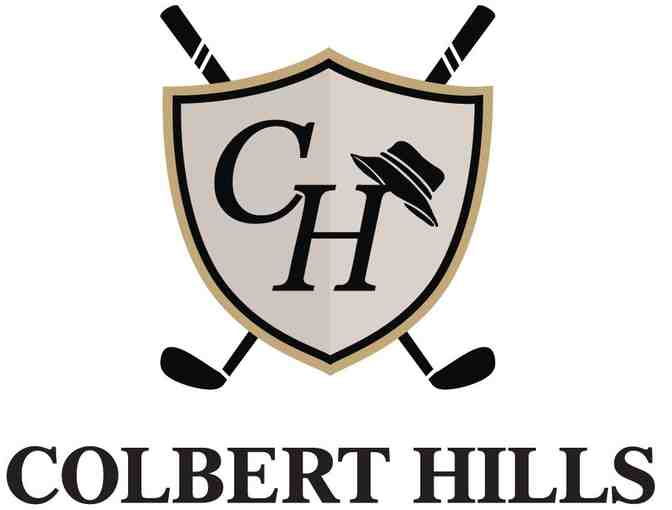 Colbert Hills Golf Course - One foursome with carts