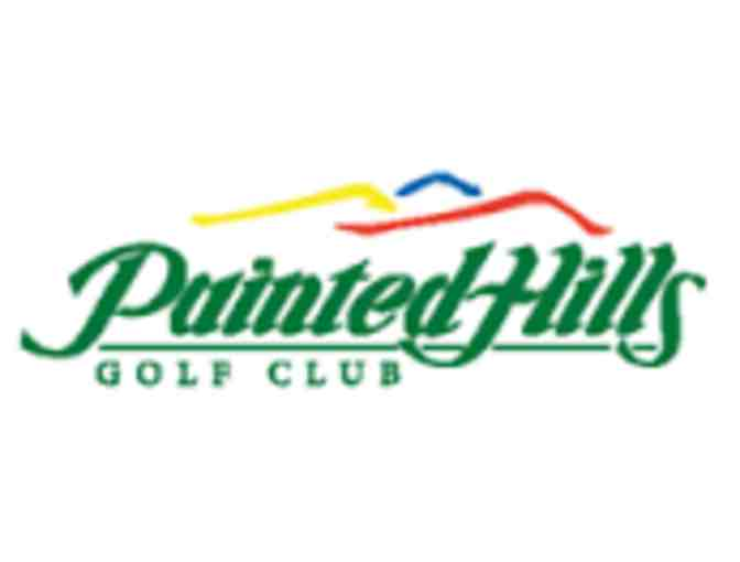 Painted Hills Golf Course - One foursome with carts