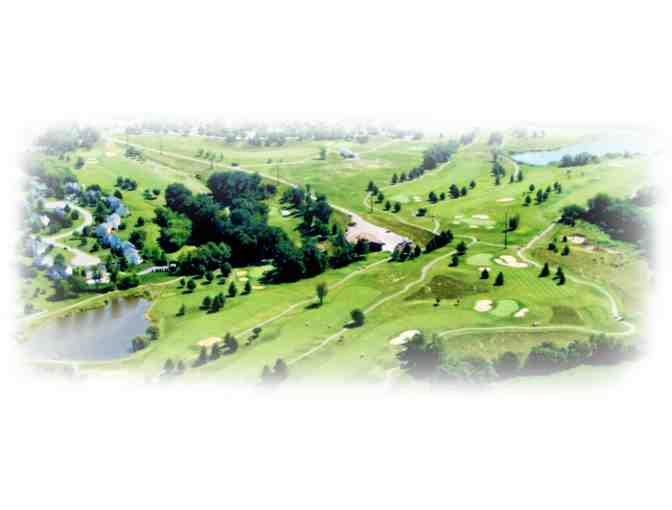 Rattlewood Golf Course - One foursome with carts