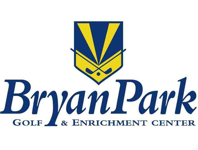 Bryan Park Golf & Conference Center - One foursome with carts