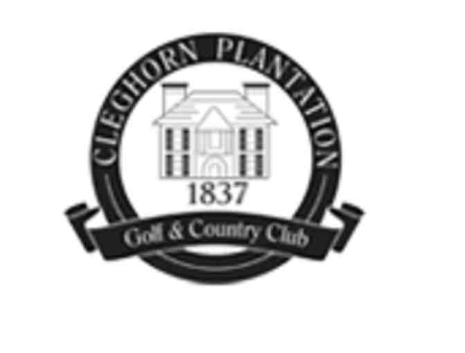 Cleghorn Plantation - One foursome with cart