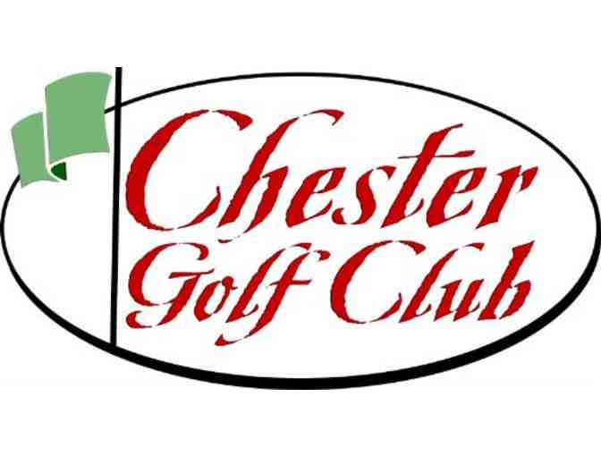 Chester Golf Club - One foursome