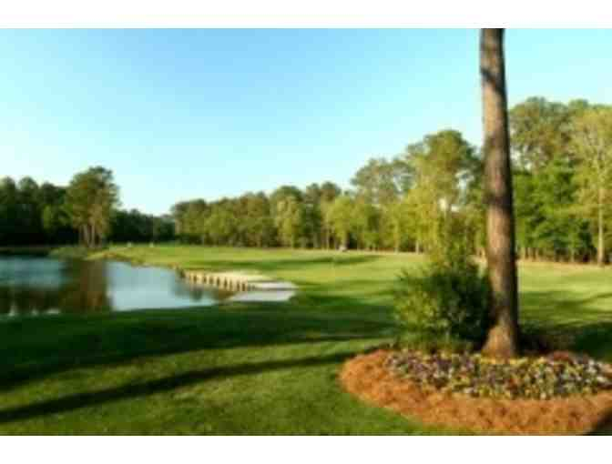 Blackmoor Golf Club - One foursome with carts