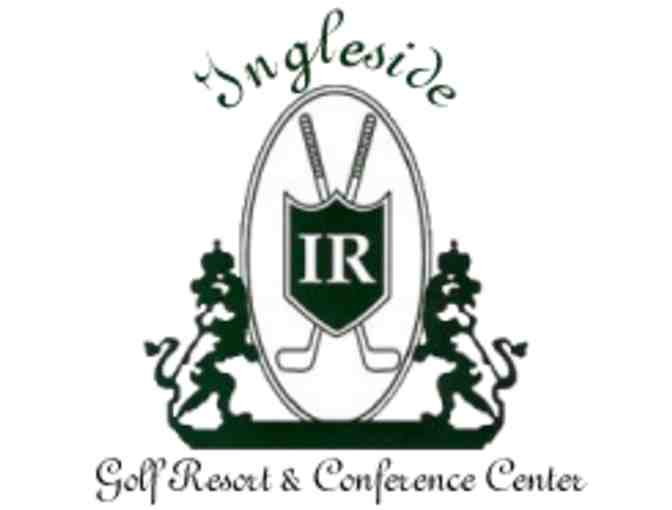 Ingleside Resort - One foursome with carts