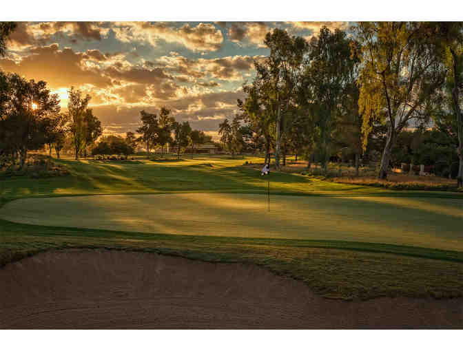 Camelback Golf Club - One foursome with carts