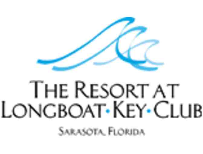 Longboat Key Club - Harbourside Golf Course - One foursome