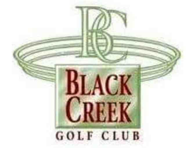 Black Creek Golf Club - All-day golf for four with carts