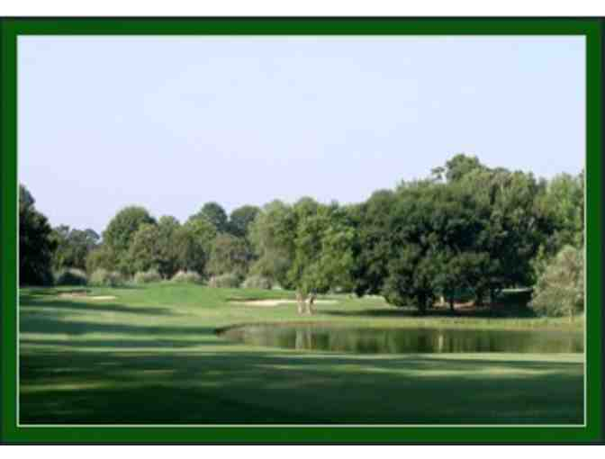 Doublegate Country Club - One foursome with carts