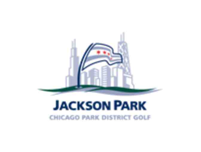 Jackson Park Golf Club - One foursome with carts