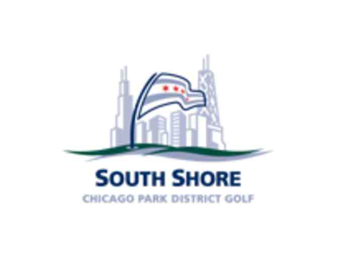 South Shore Golf Club - One foursome with carts