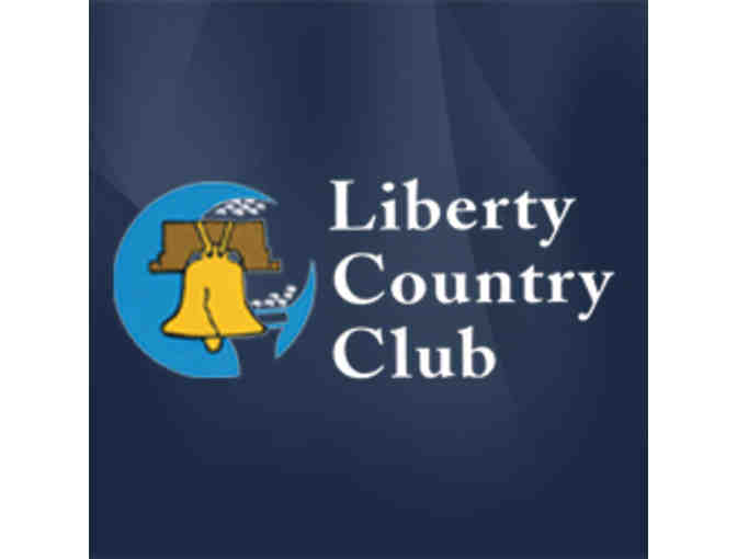 Liberty Country Club - One foursome with carts