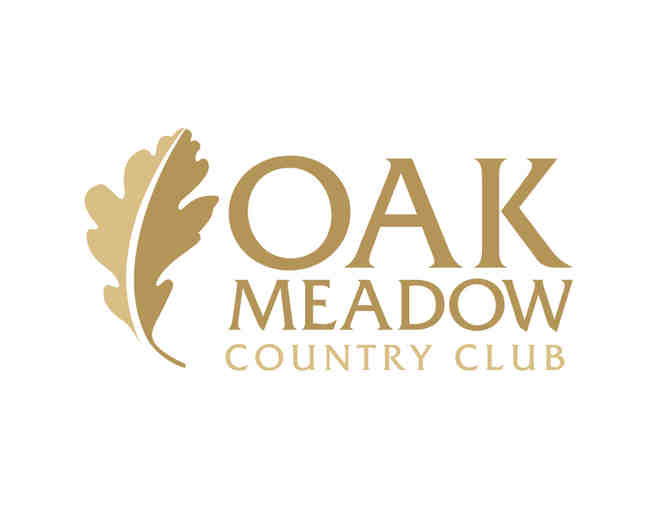 Oak Meadow Country Club - One foursome with carts