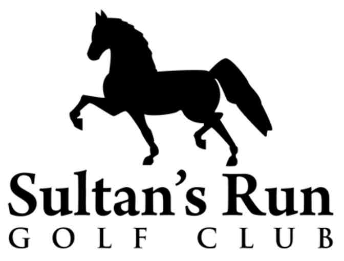 Sultan's Run Golf Club - One foursome with carts
