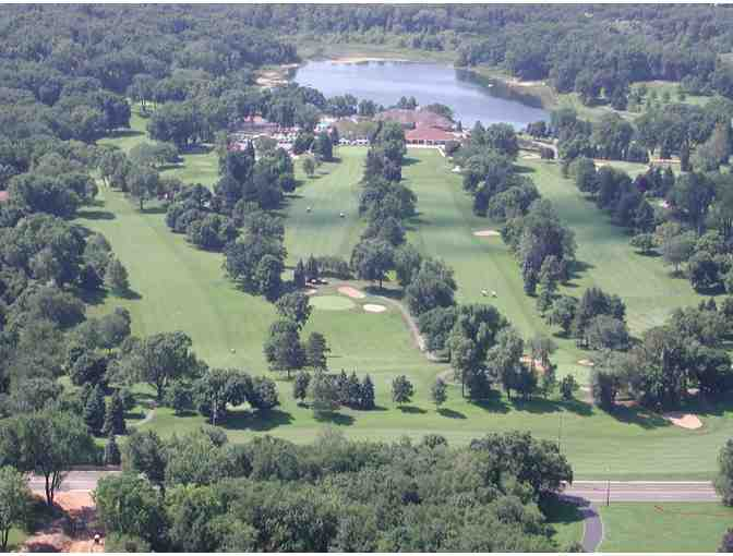 Kalamazoo Country Club - One foursome with carts
