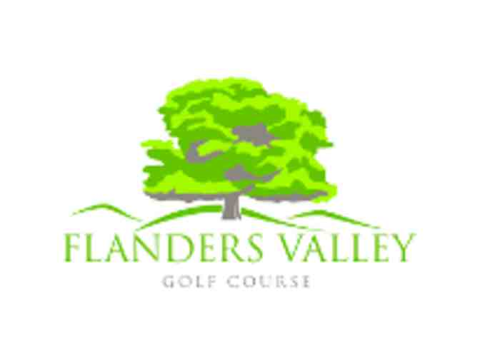 Flanders Valley Golf Course - One foursome with carts