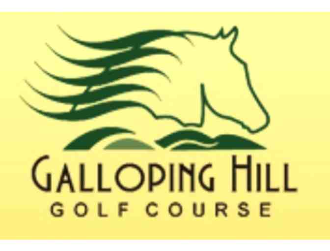 Galloping Hill Golf Course - One foursome with carts