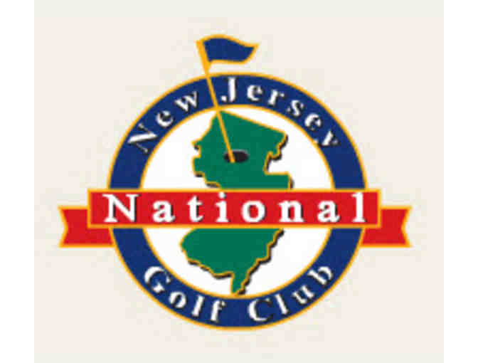 New Jersey National Golf Club - One foursome