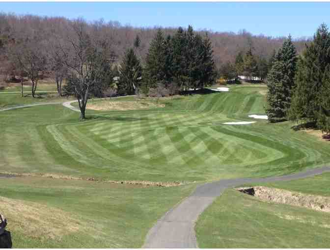 Newton Country Club - One foursome with carts