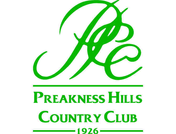 Preakness Hills Country Club - One foursome with carts