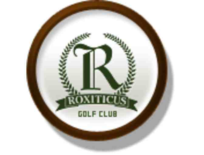 Roxiticus Golf Club - One foursome with carts and lunch