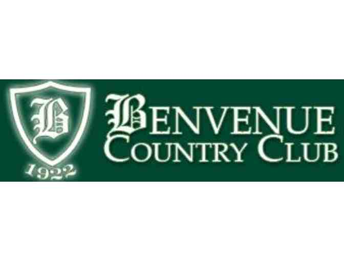 Benvenue Country Club - One foursome with carts