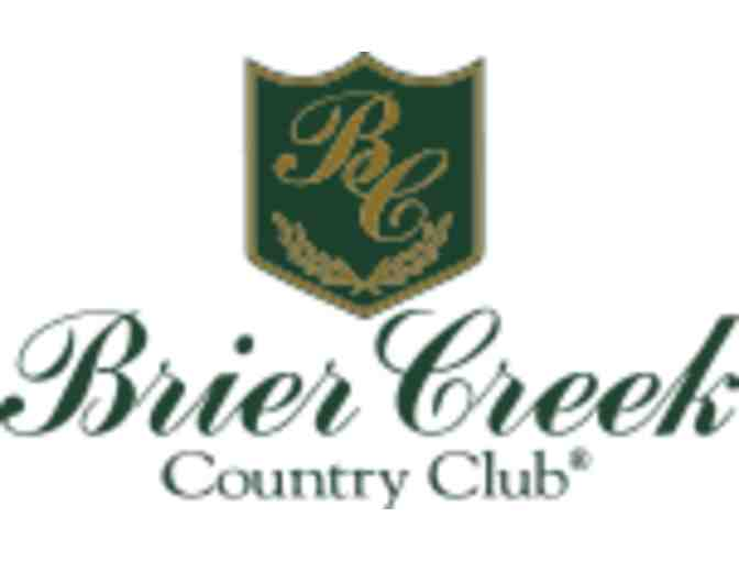 Brier Creek Country Club - One foursome
