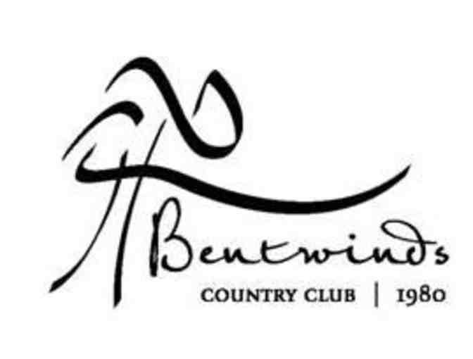 Bentwinds Country Club - One foursome