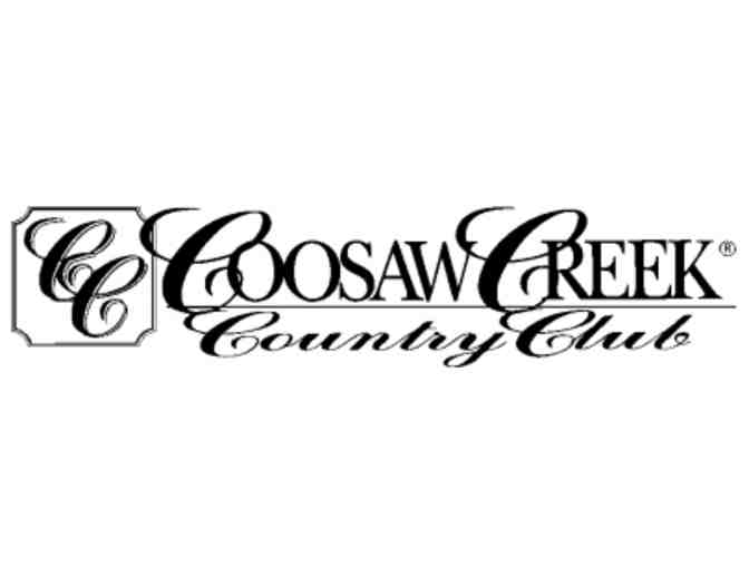 Coosaw Creek Country Club - One foursome with carts