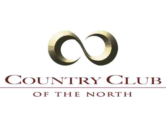 Country Club of the North - One foursome with carts