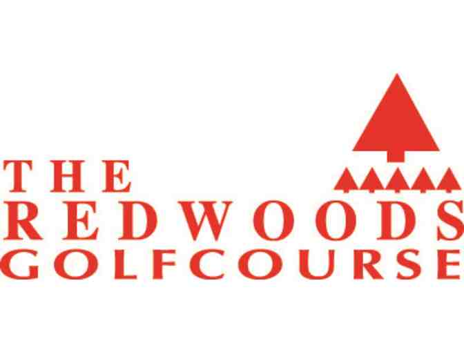 The Redwoods Golf Course - One foursome