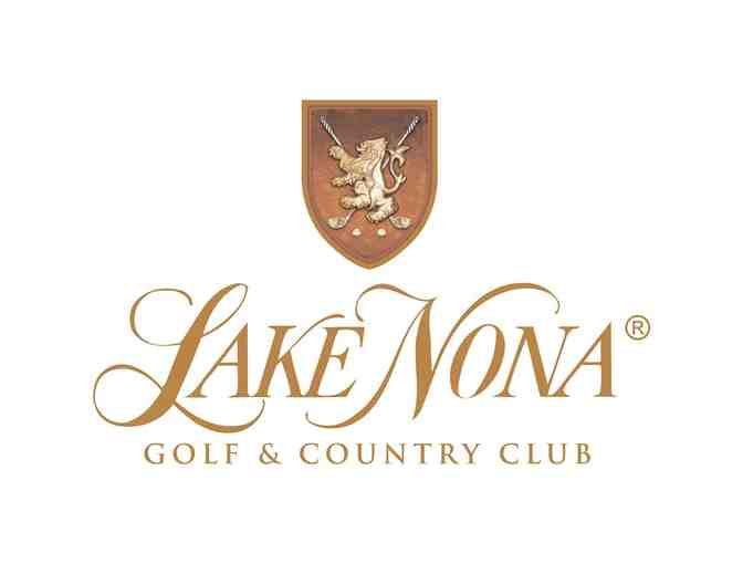 Lake Nona Golf and Country Club - One foursome with carts
