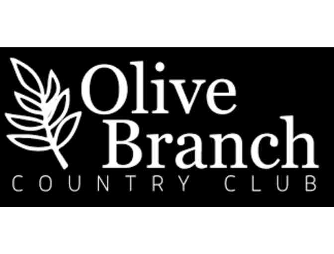 Olive Branch Country Club - One foursome with carts