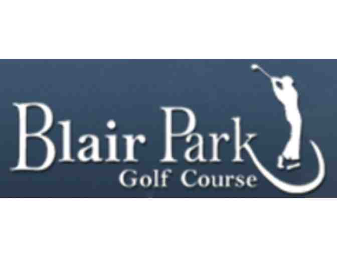 Blair Park Golf Course - One foursome with carts