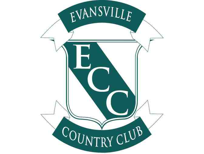 Evansville Country Club - One foursome with carts and lunch
