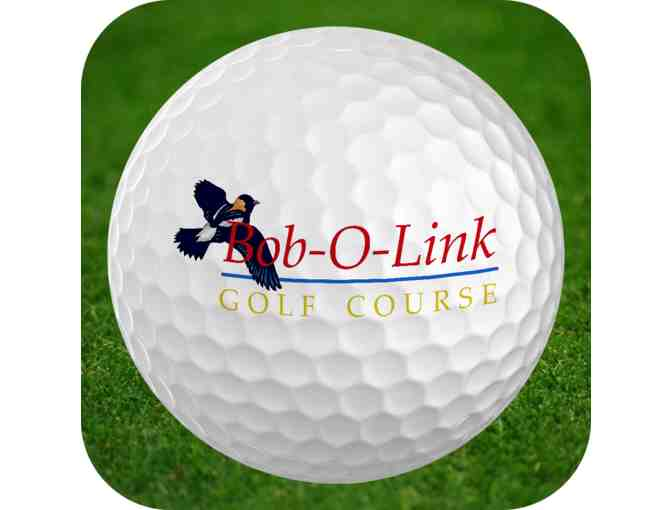 Bob-O-Link Golf Course - One foursome with carts