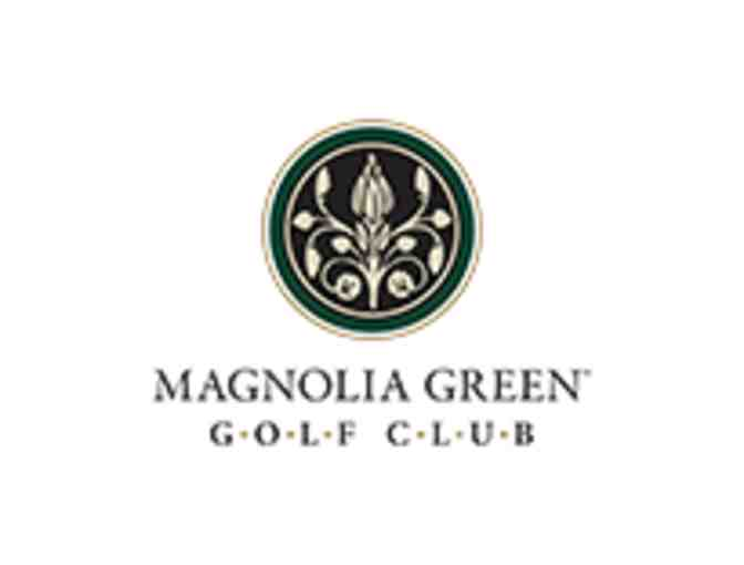 Magnolia Green Golf Club - One foursome with carts