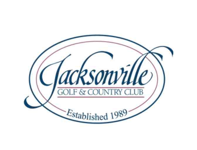 Jacksonville Golf & Country Club - One foursome