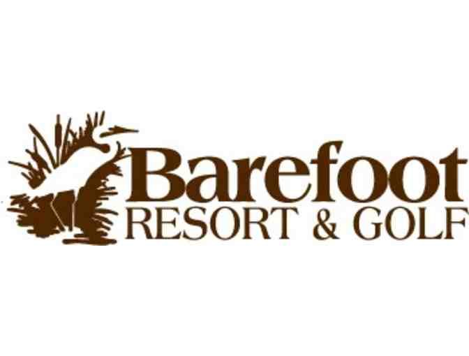 Barefoot Resort and Golf - One foursome with carts