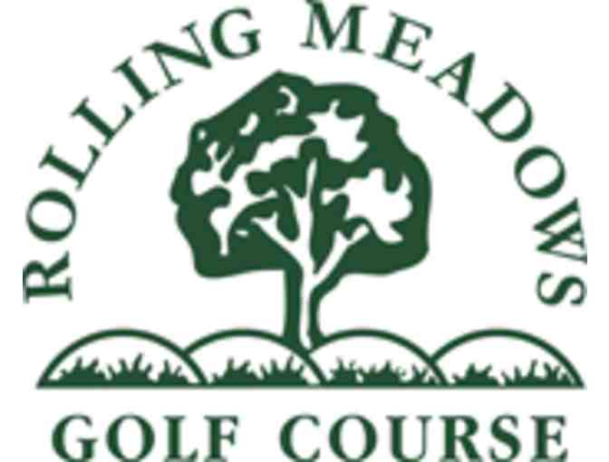 Rolling Meadows Golf Course - One foursome